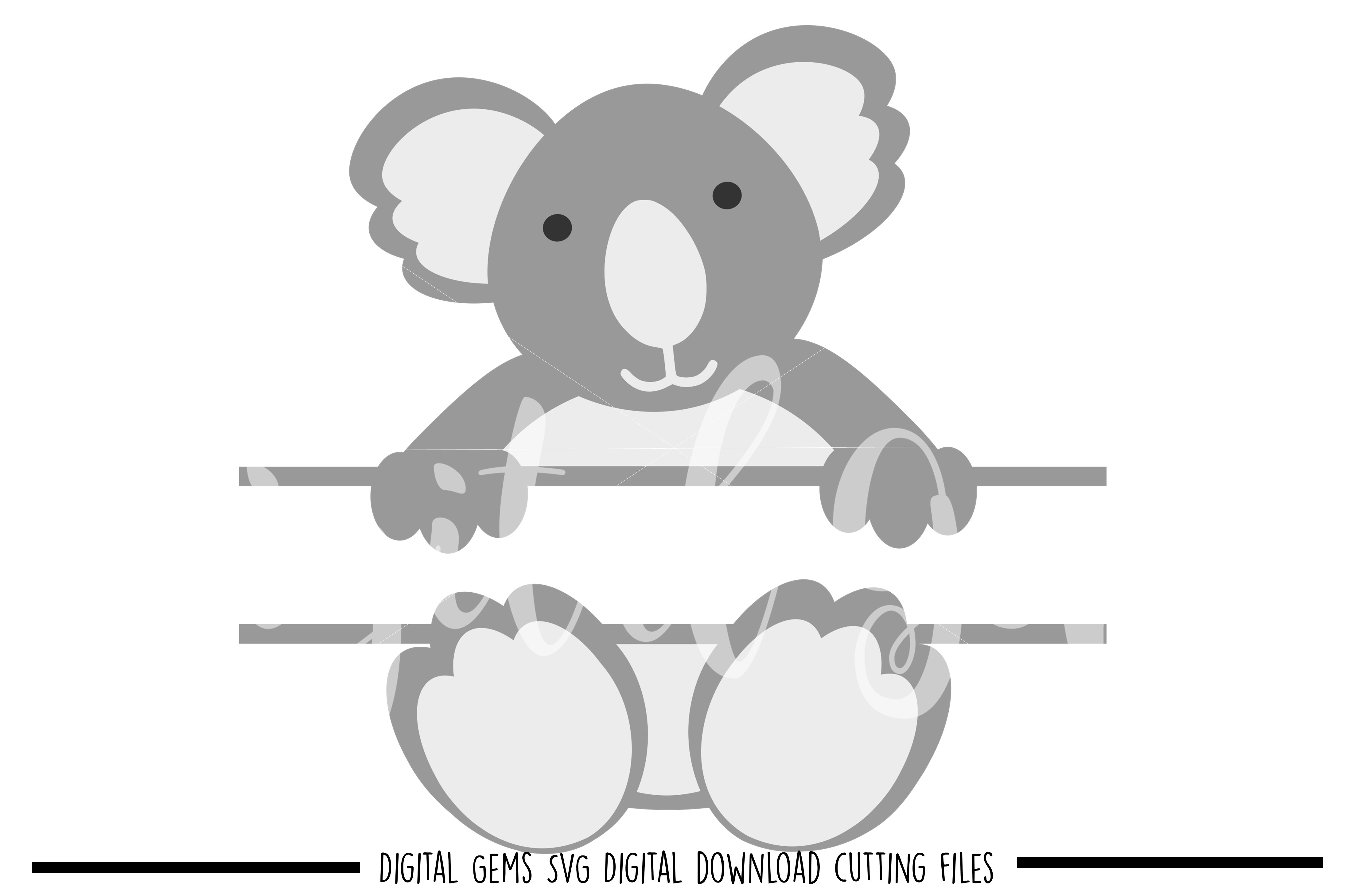 Download View Koala Svg Free Images Free SVG files | Silhouette and ...