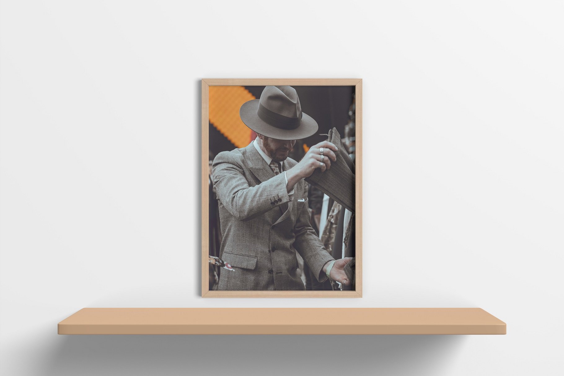 5x7 Inches Photo Frames Mockups example image 10