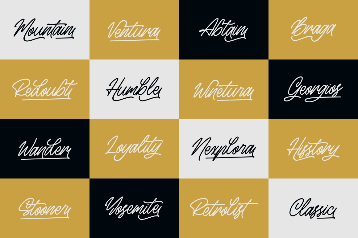 Meethlake Typeface example image 10
