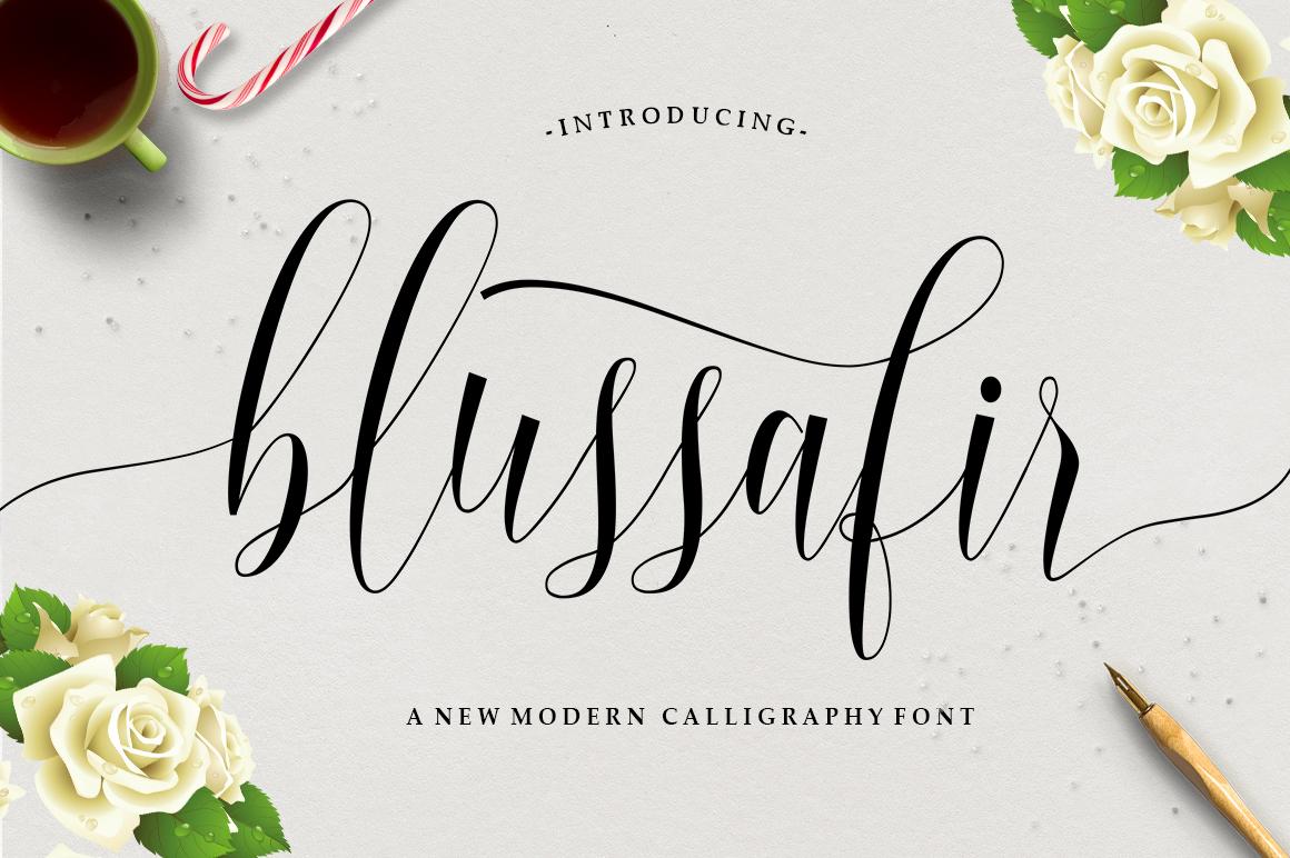 Handwritten Scripts Font Bundle From Great Studio example image 8