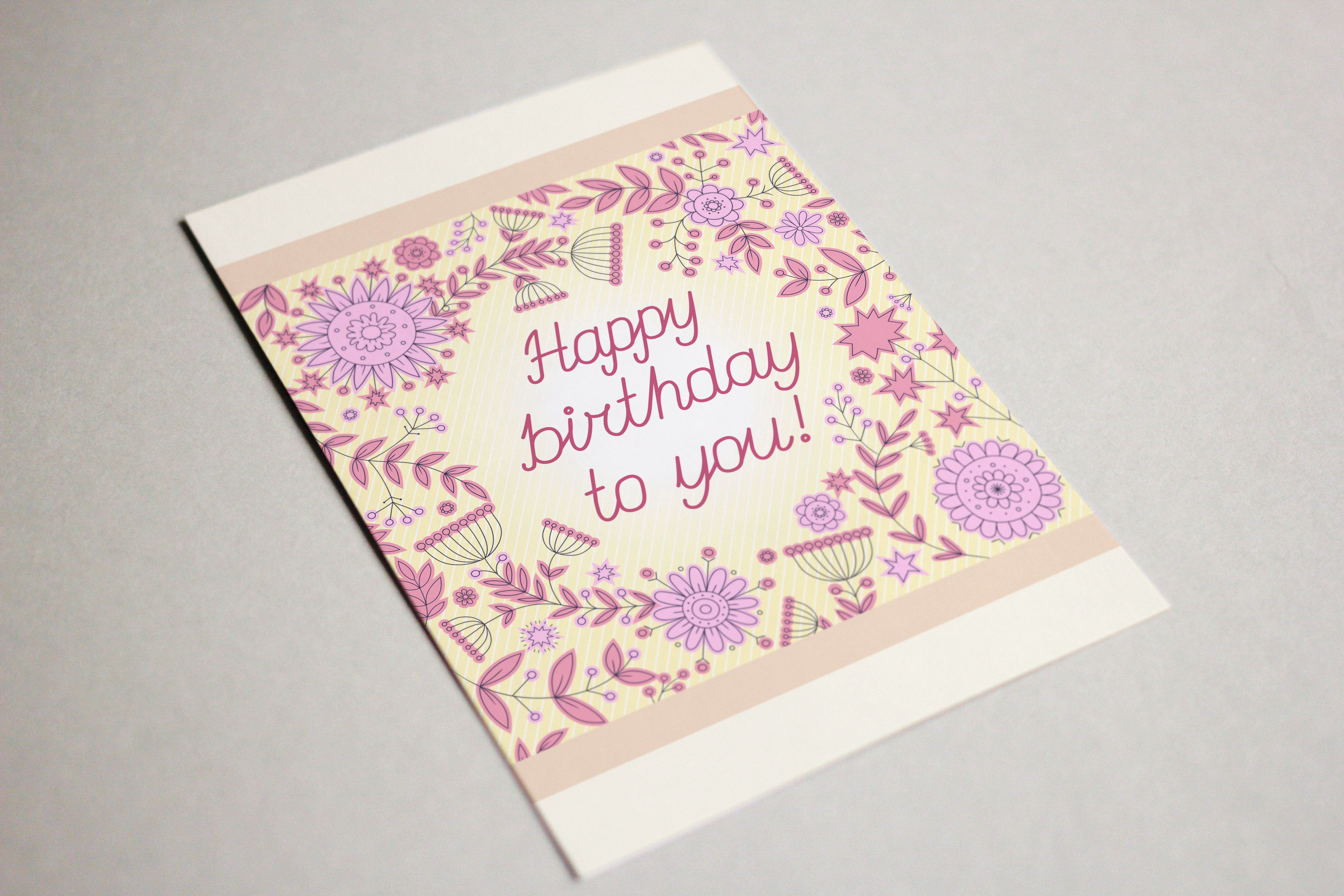 Birthday cards collection example image 9