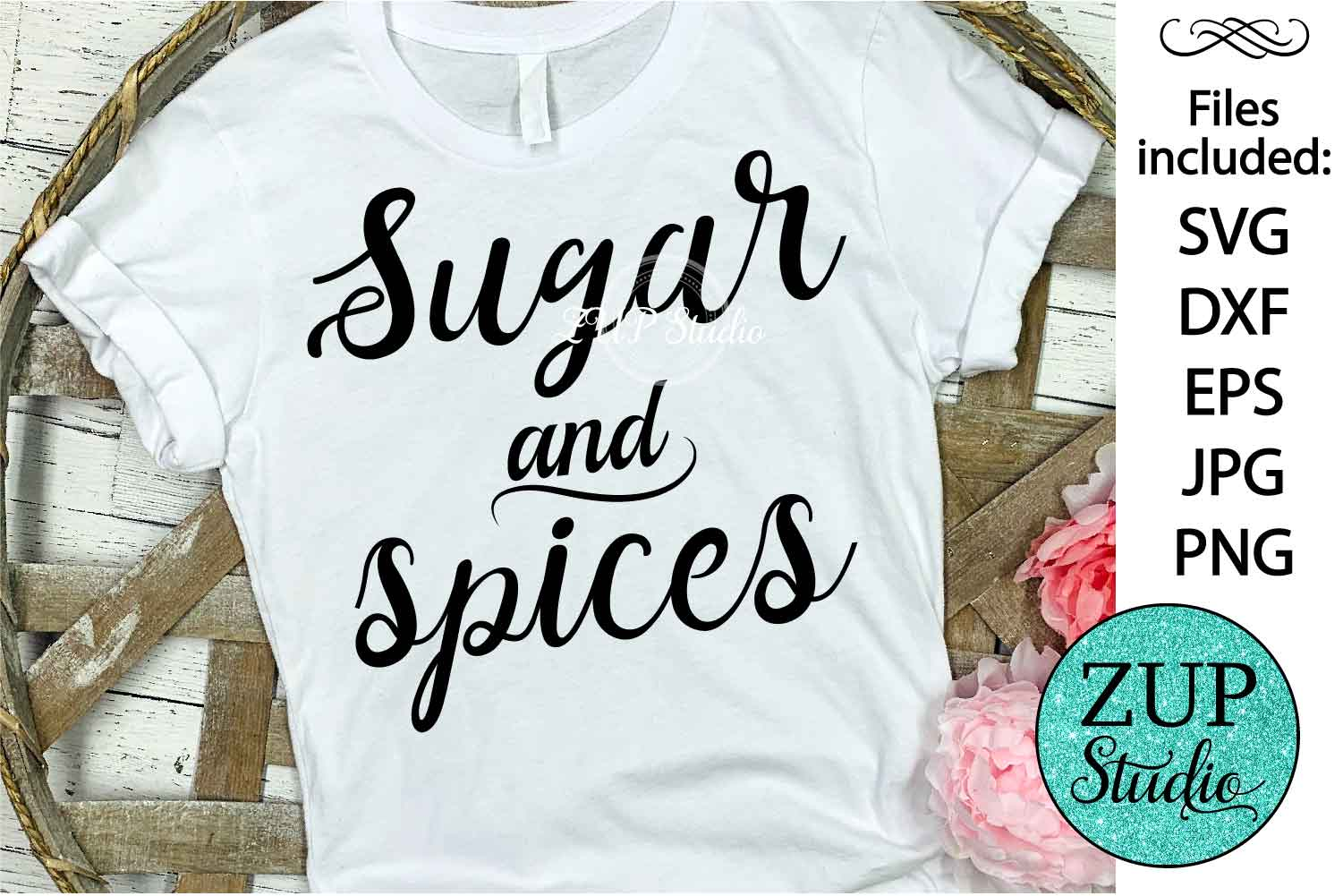 Sugar and Spices cutting files svg 25 example image 1