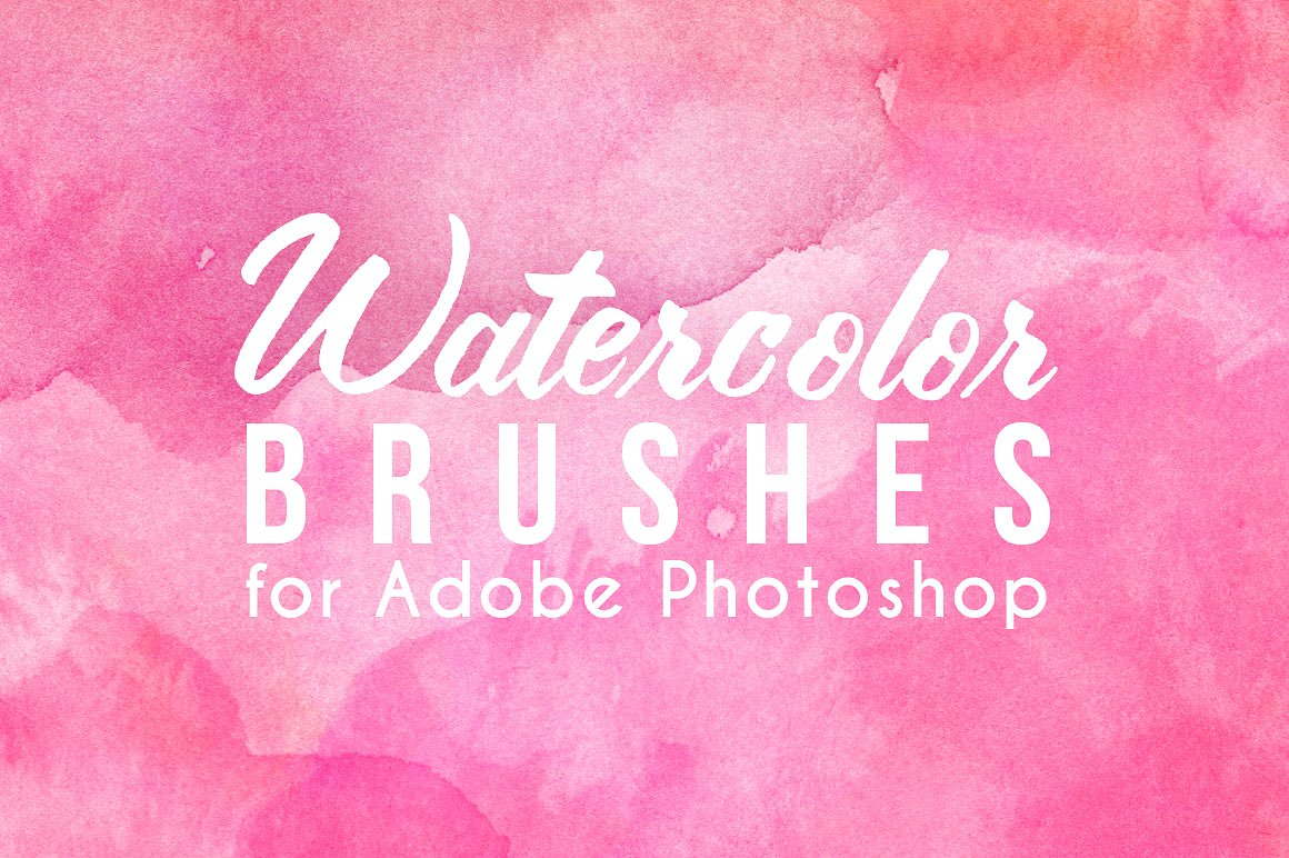 New Watercolor Textures and Graphics Bundle example image 14