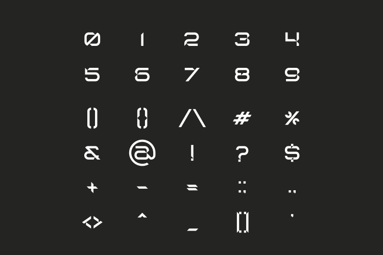 GearX Font example image 3