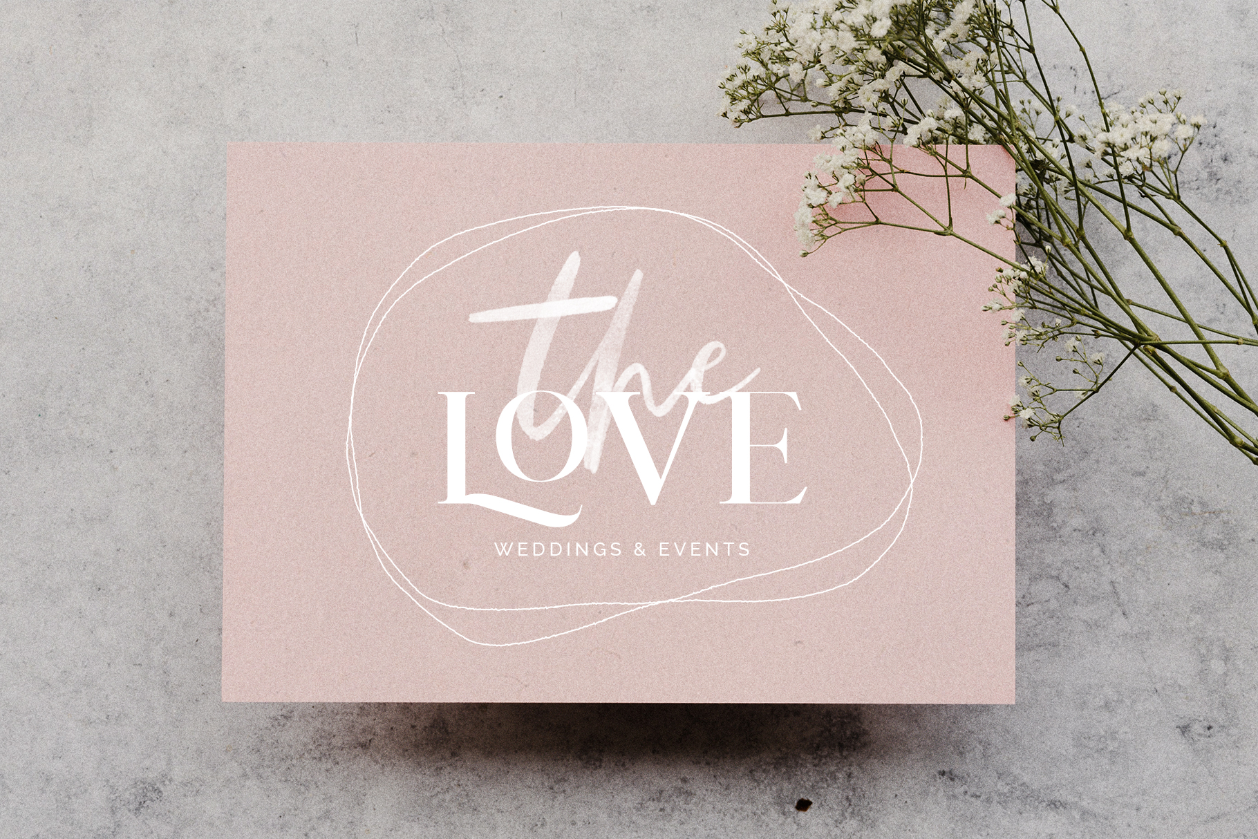 January Love Font Duo With 10 Logos & More Extras example image 11