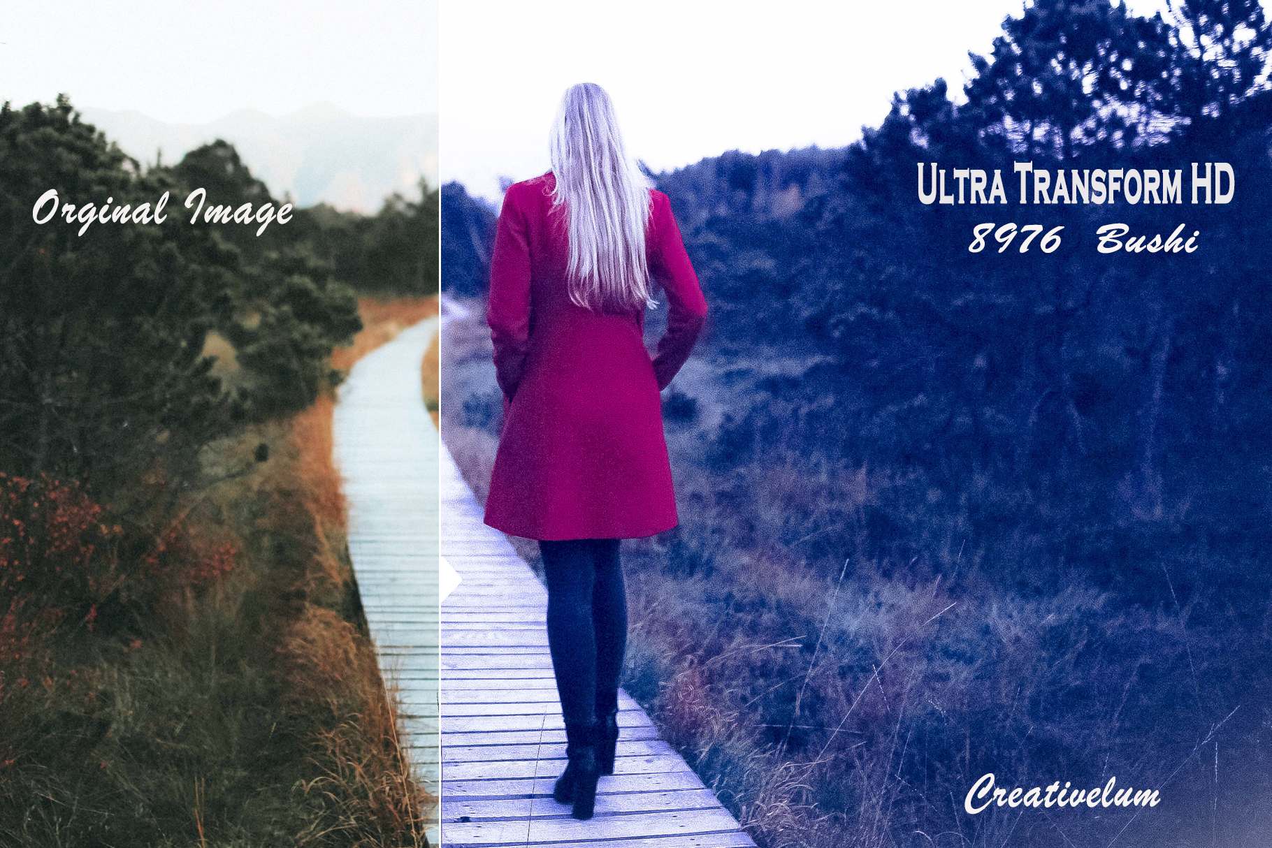 Ultra Transform HD Lightroom Presets example image 12