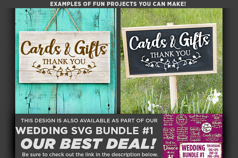 Cards and Gifts SVG Wedding - Take Photos Wedding - 5510 example image 2