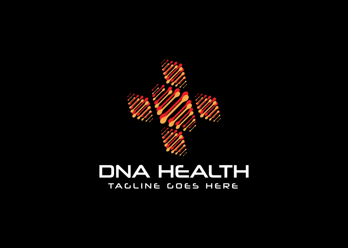 DNA Health Logo example image 2