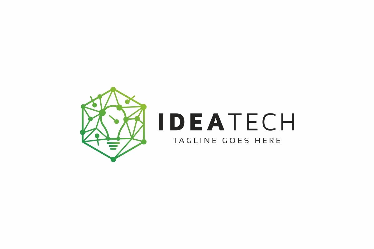 Idea Tech Logo example image 3