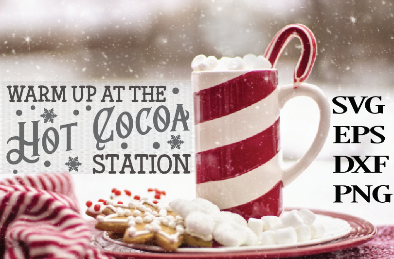 Warm Up at the Hot Cocoa Station example image 2