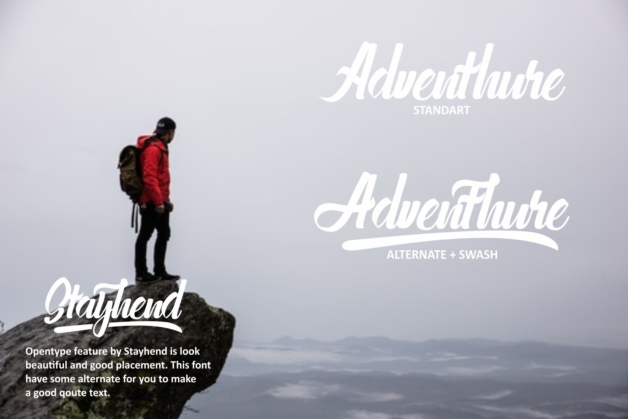 Stayhend - script & sans (30% OFF) example image 5