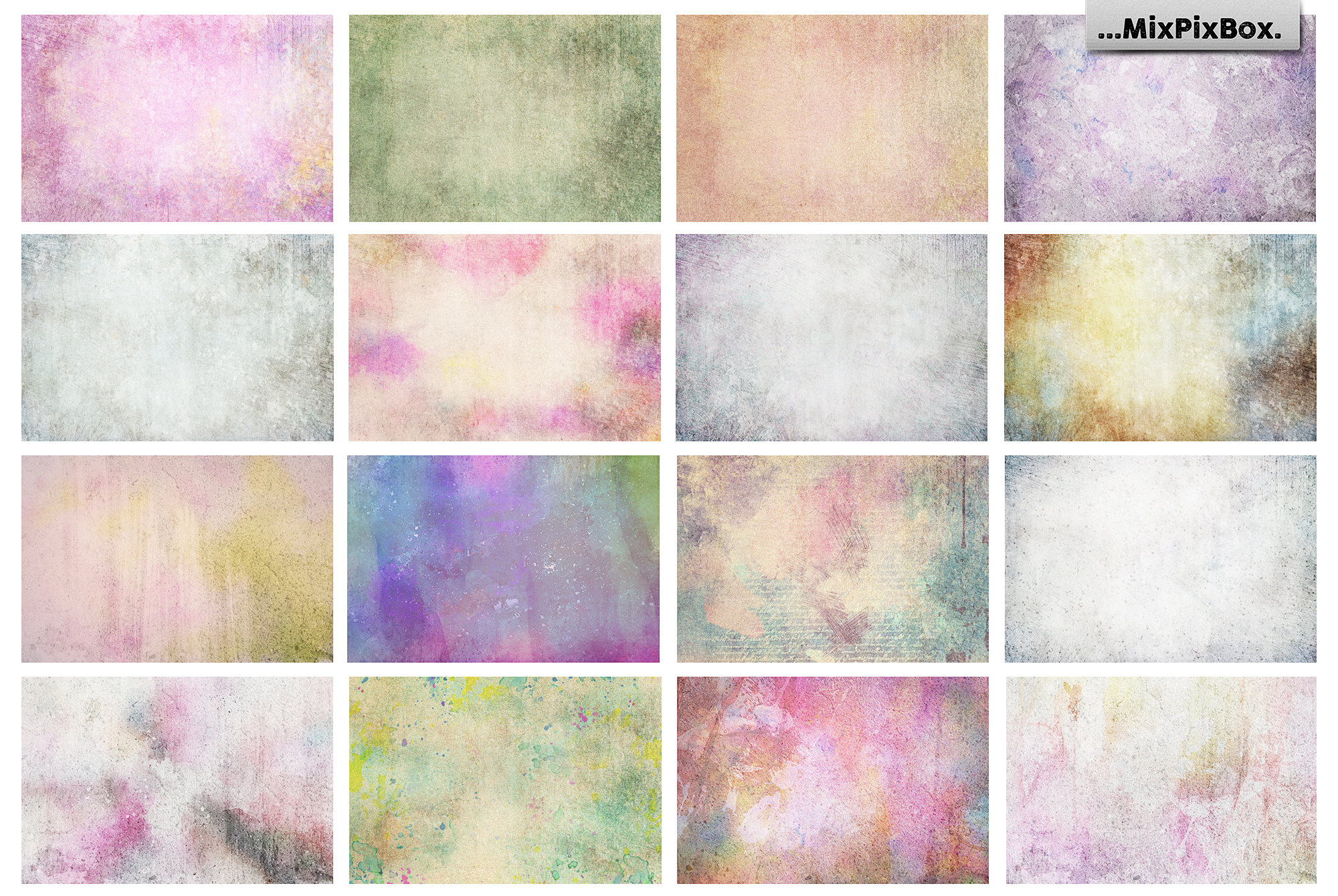 Pastel Fine Art Textures example image 4