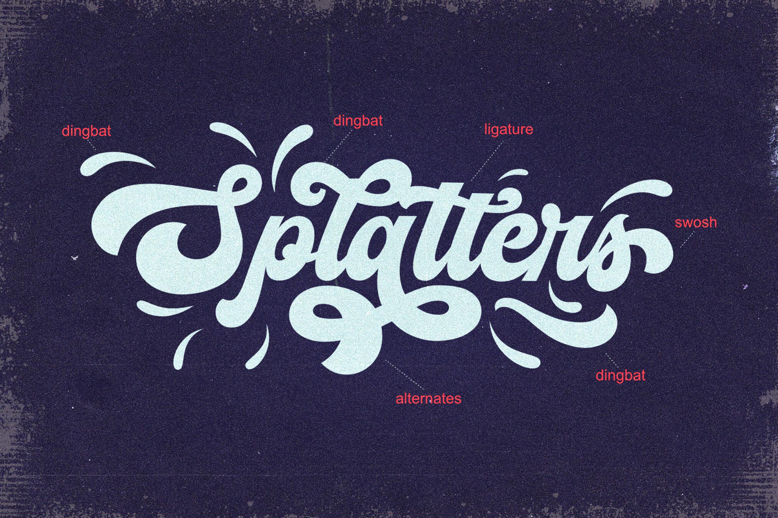 Vignettic Font example image 4