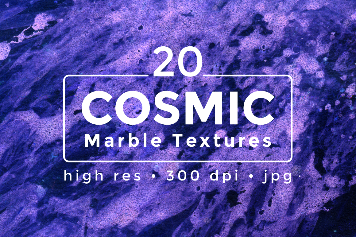 COSMIC Marble Textures Vol.1 example image 1