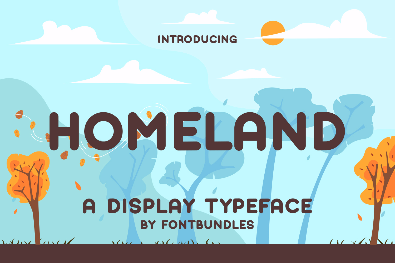 Homeland example image 1