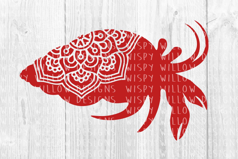 34 File Huge Mandala Animal SVG Cut File Bundle example image 27
