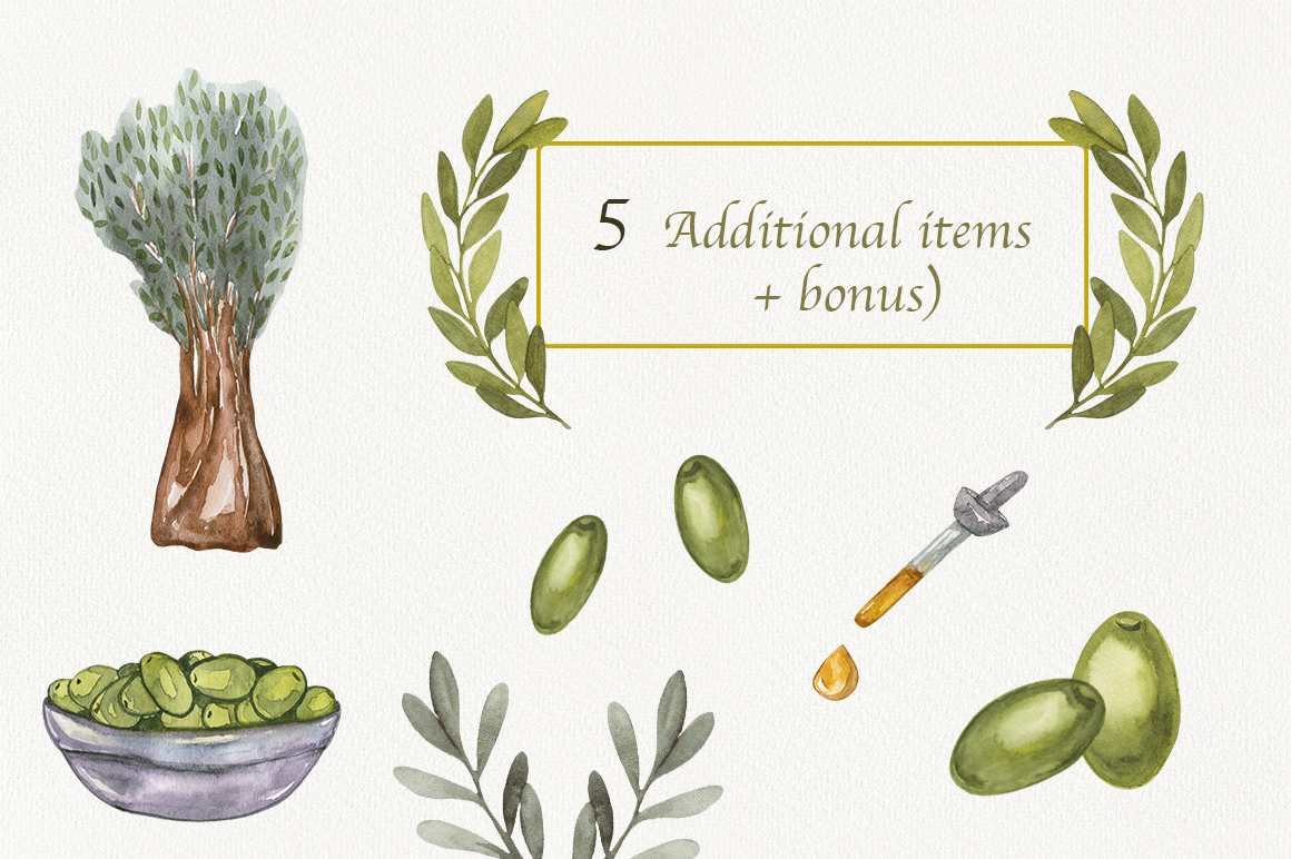 """Olive mood"" example image 5"