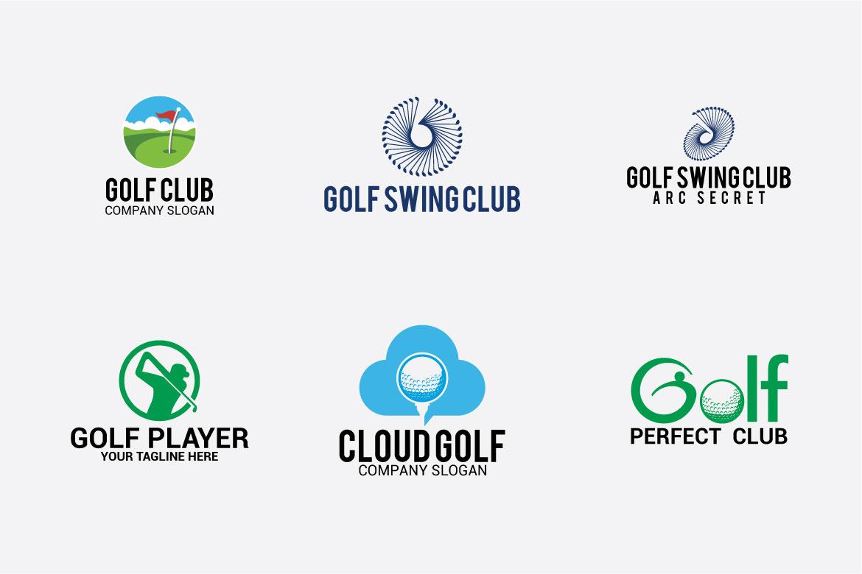 66 SPORTS Logo Templates BUNDLE example image 9