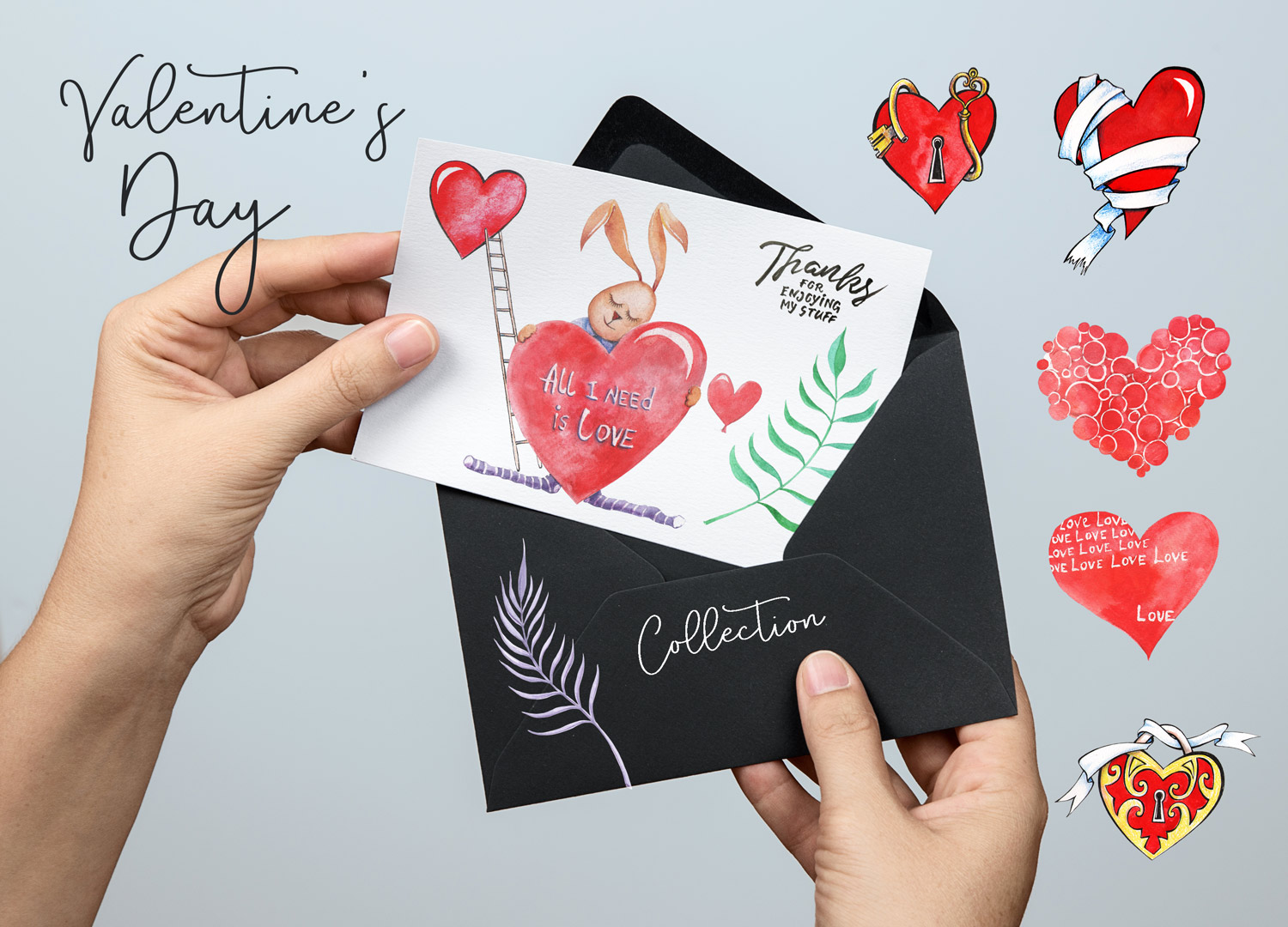 Valentine's Day Love Collection example image 8