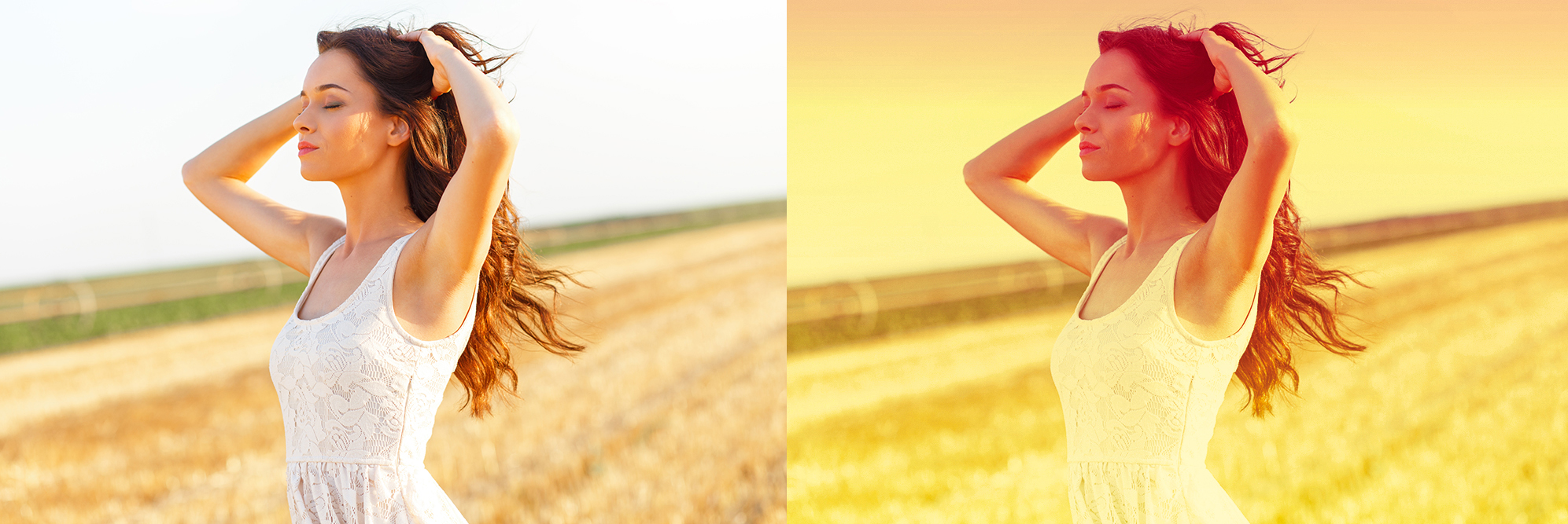 30 Summer Photoshop Actions Collection (Action for photoshop CS5,CS6,CC) example image 4