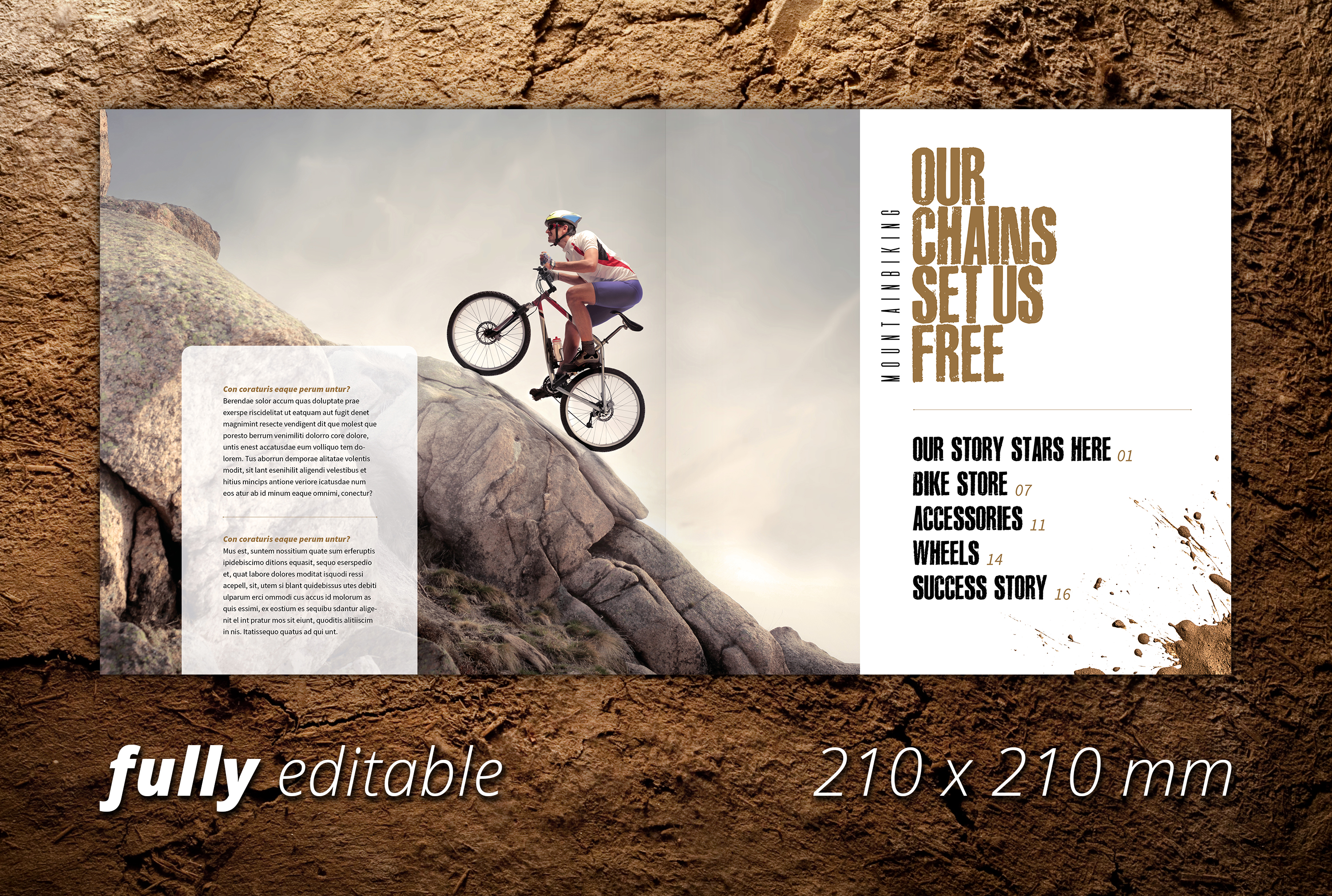 Downhill - Sales & Image Brochure example image 4