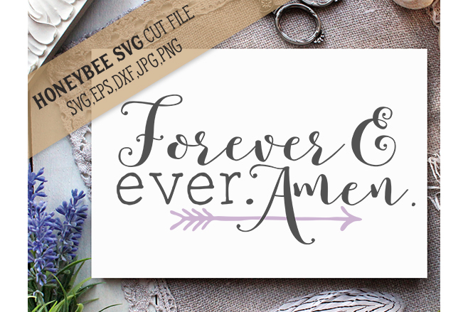 Forever & Ever Amen example image 1