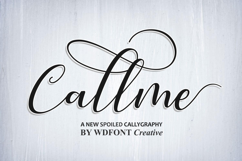 Callme example image 1