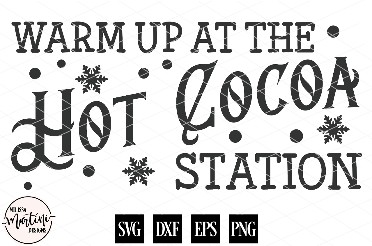 Warm Up at the Hot Cocoa Station example image 3