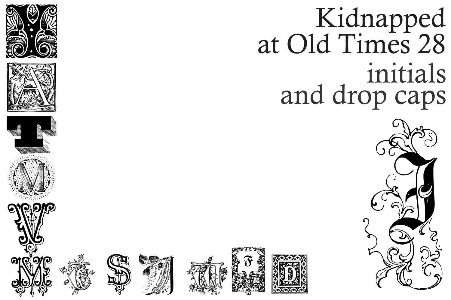 Kidnapped at Old Times 28 example image 1