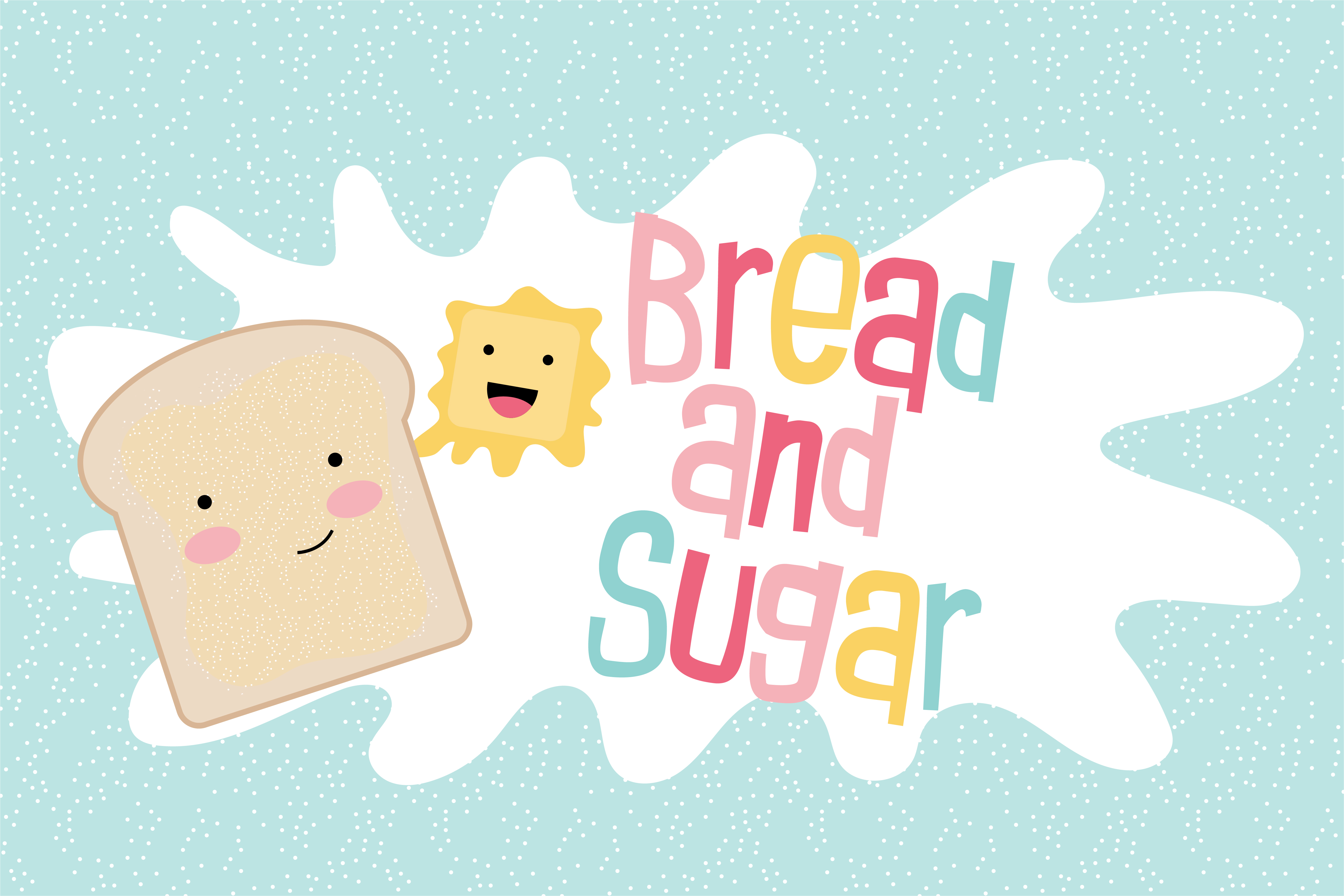 PN Bread and Sugar example image 1