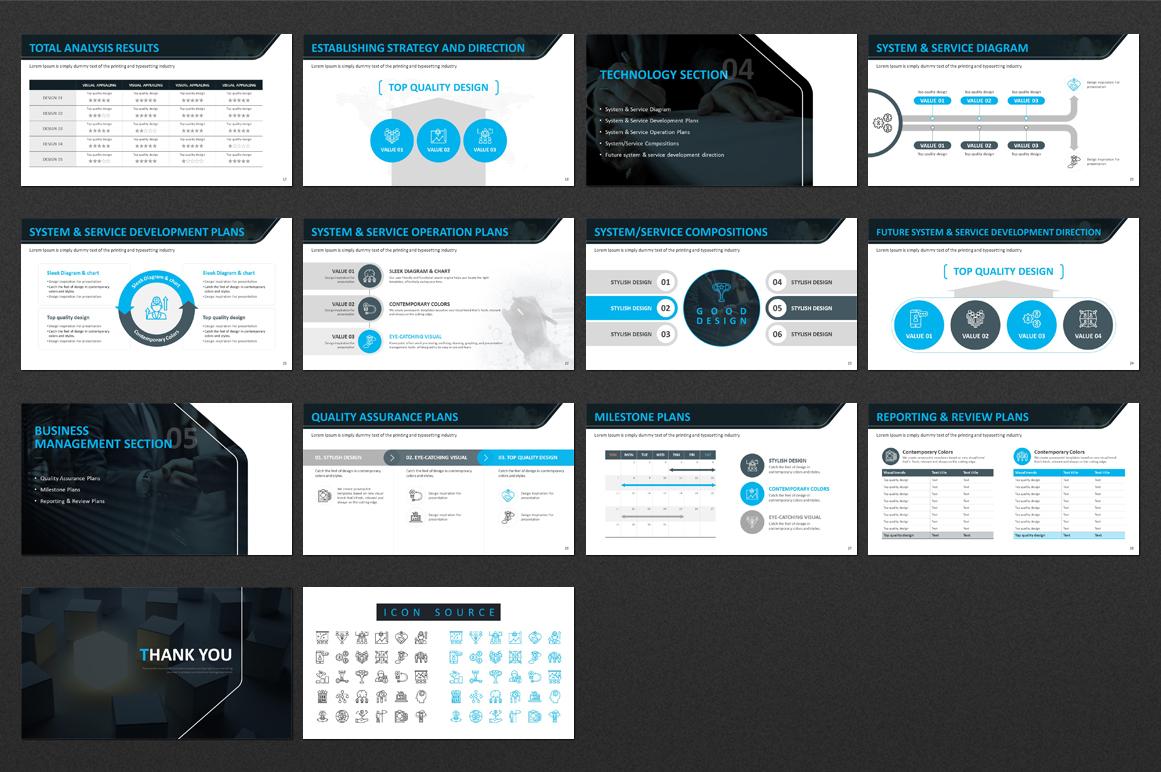 IDEA Presentation Strategy example image 3