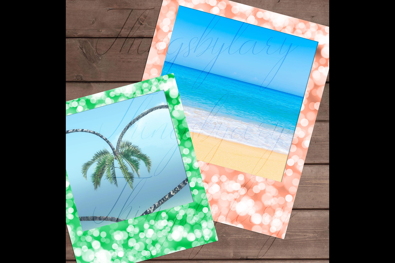 254 Bokeh Polaroid Bridal Shower Photo Booth Photo Frames example image 9