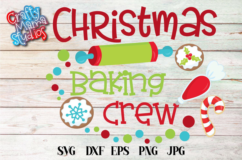 Christmas Cookie Baking Bundle SVG, Christmas Sublimation example image 11
