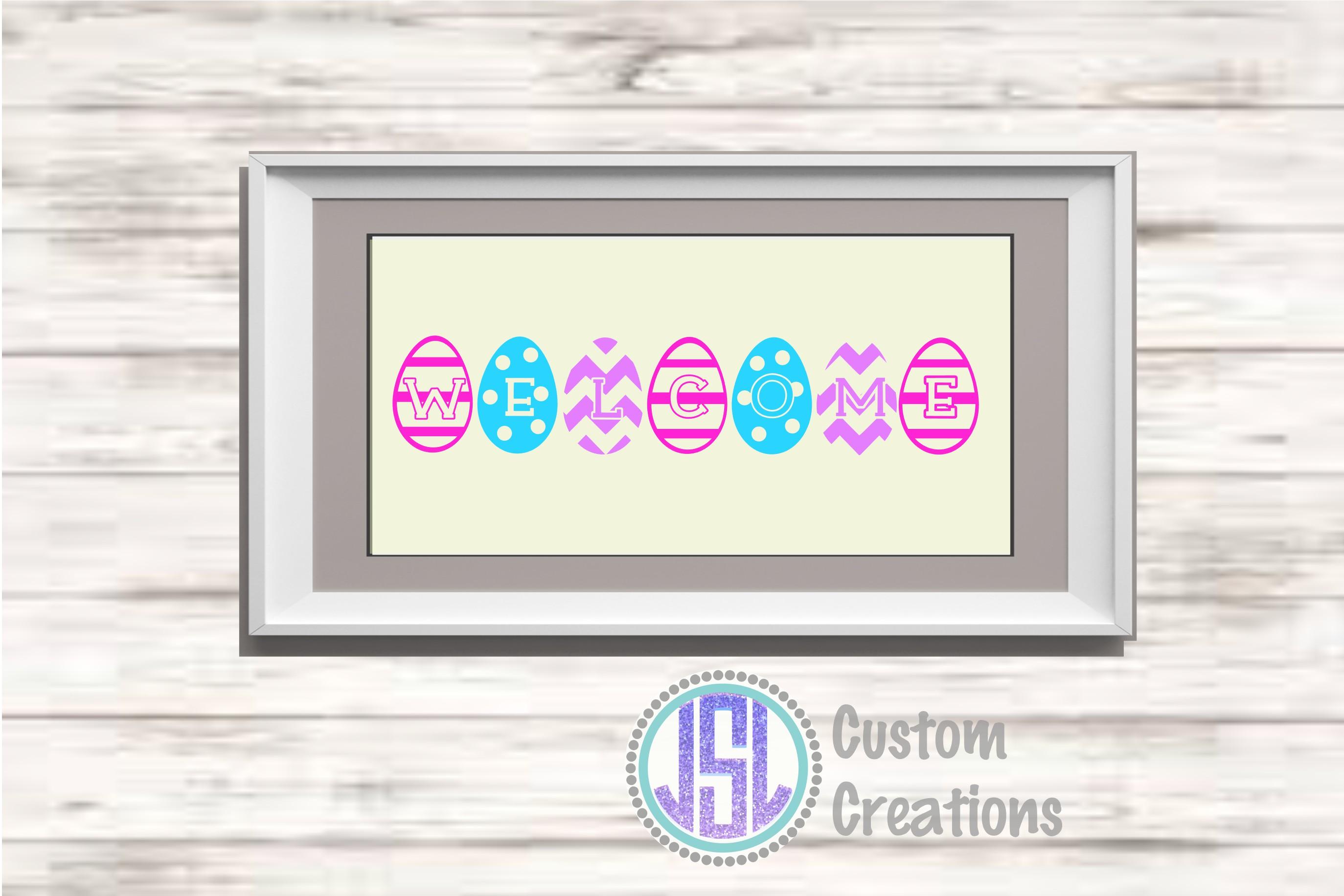 Easter Bundle | Set of 26 | SVG DXF EPS PNG Digital Cut File example image 10