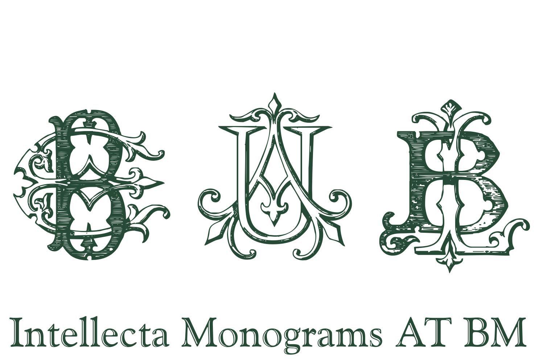 IntellectaMonograms AT BM example image 9