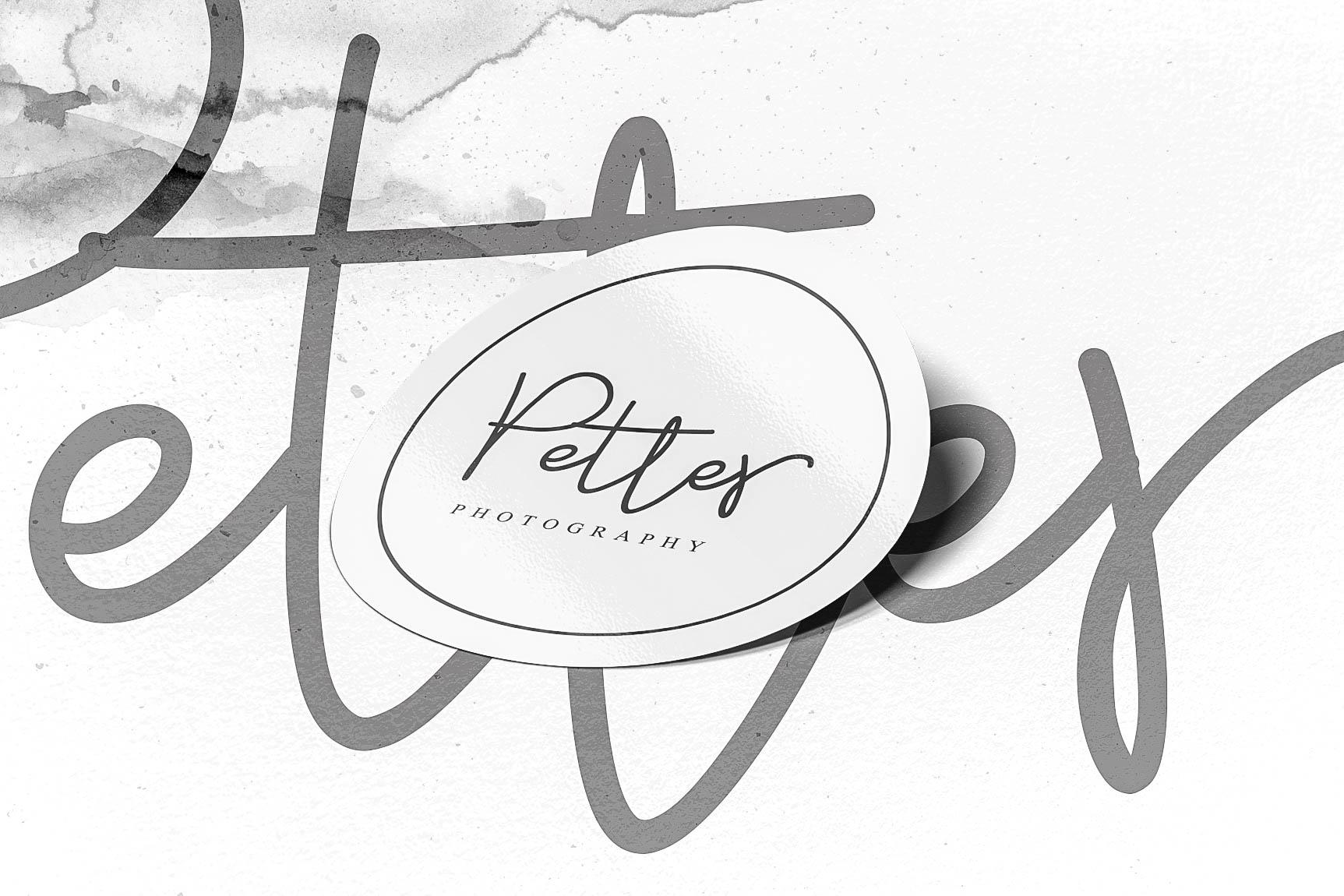 Budayut signature font example image 3