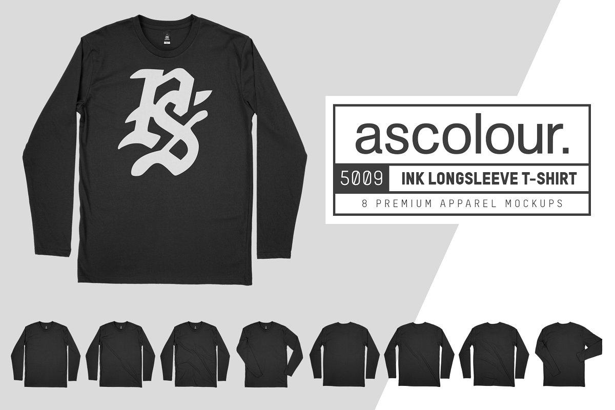 AS Colour 5009 Longsleeve T-Shirt example image 1