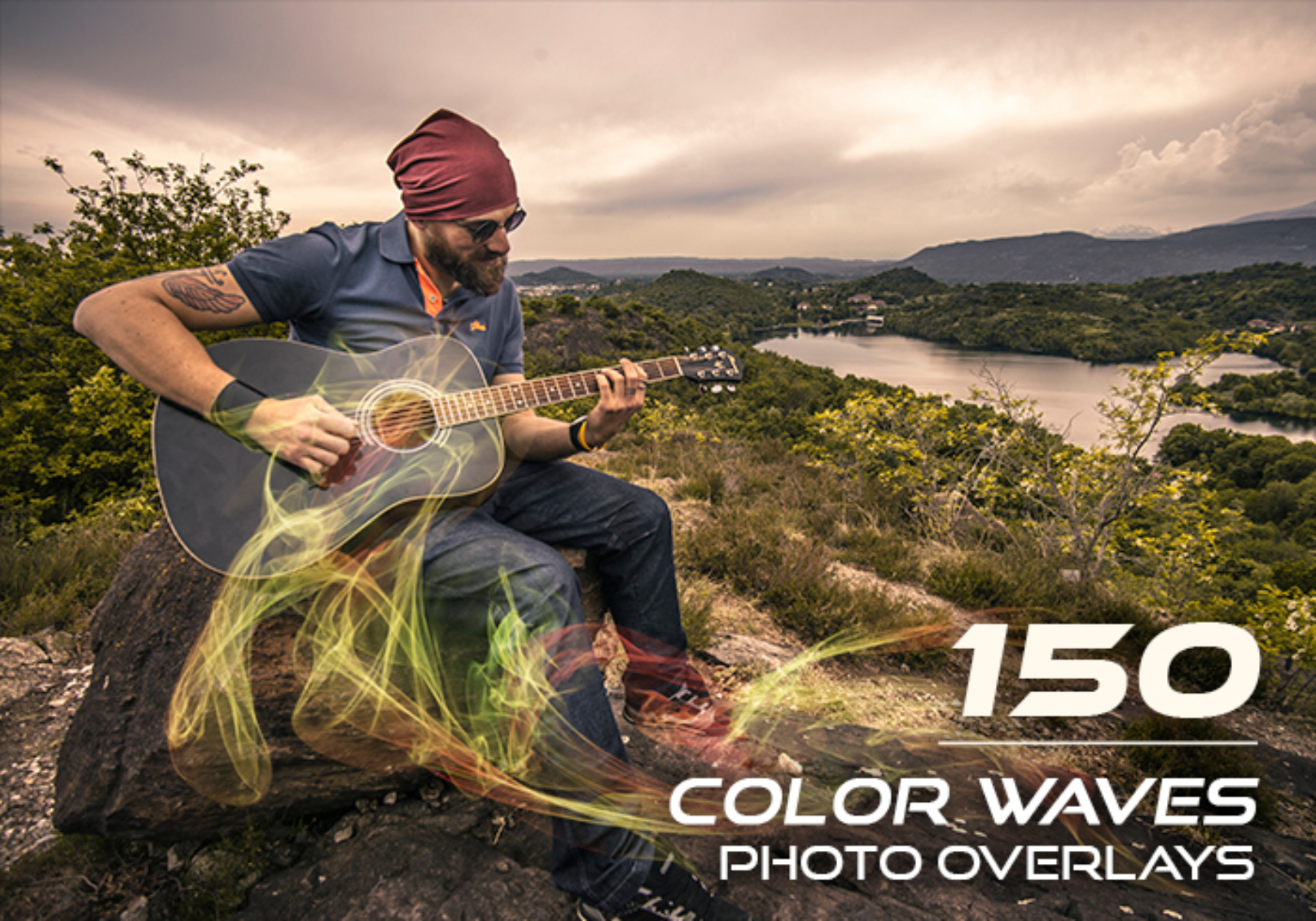 5000 Professional Photo Overlays example image 16