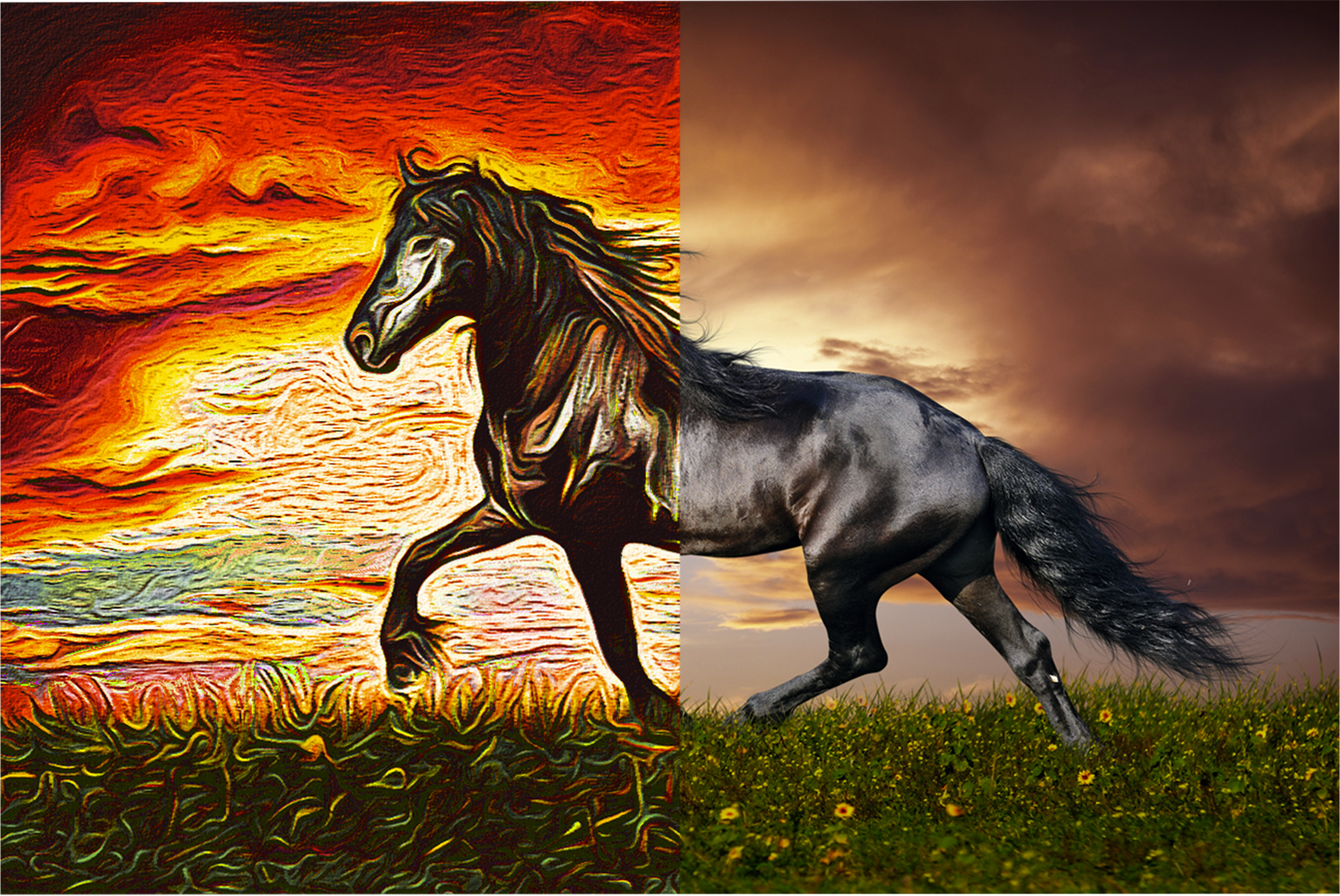Realistic Digital Painting Effect 2.0 example image 14