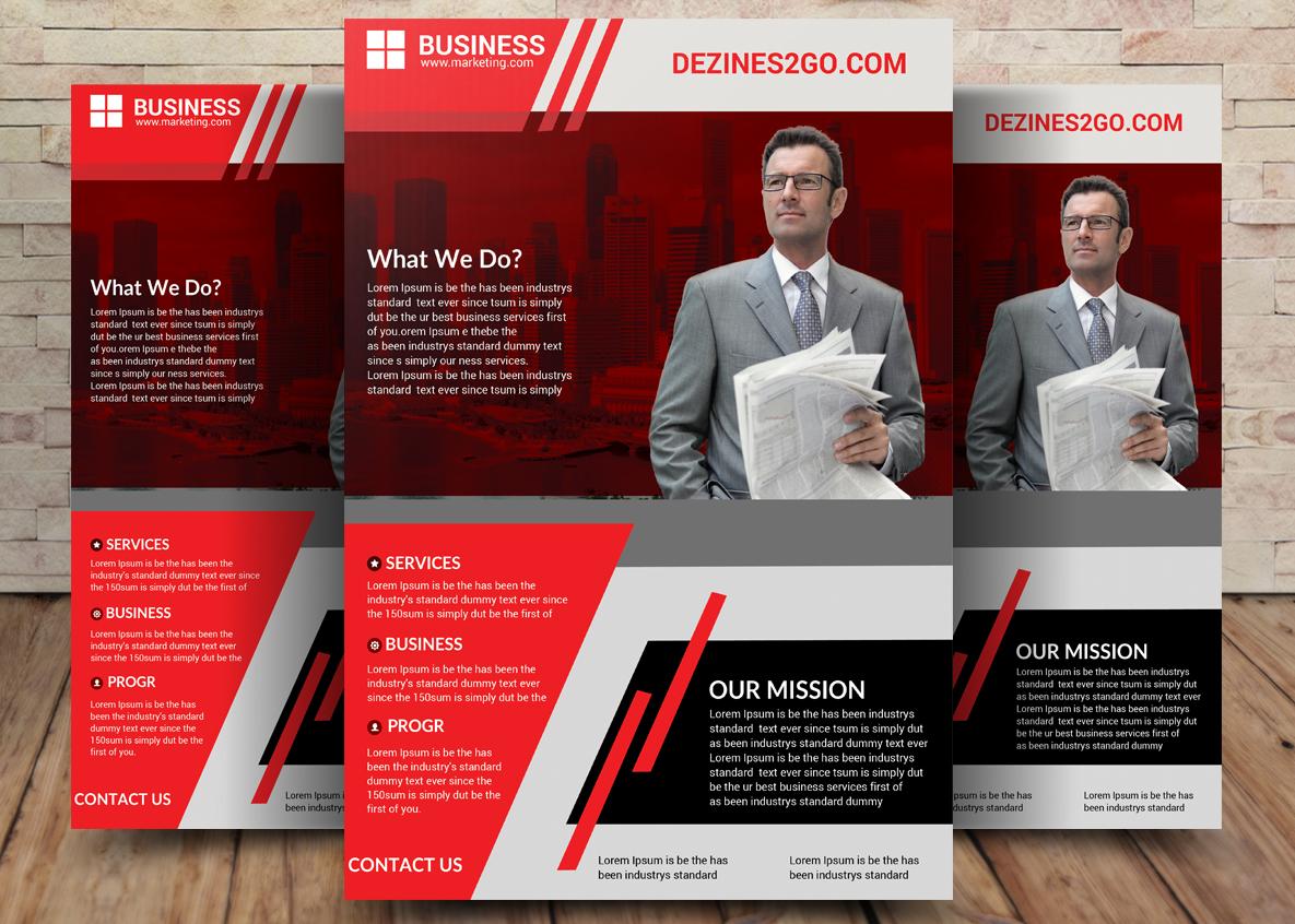 Corporate Business Bundle 24 example image 15