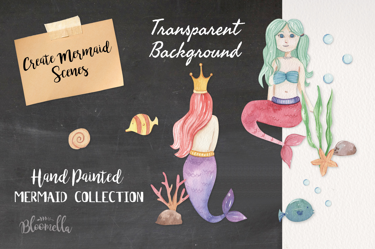 Mermazing Mermaid Collection example image 4