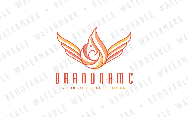 Phoenix Flame Logo example image 2