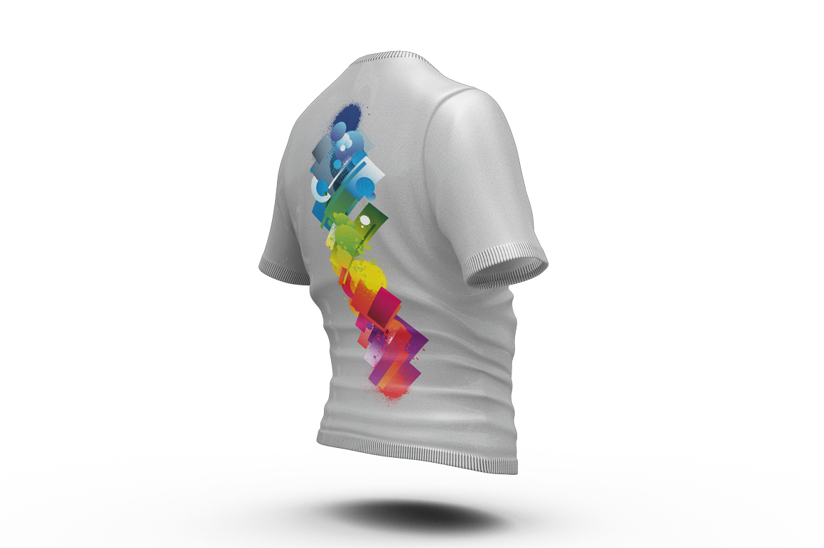 T-Shirt Mockup example image 4