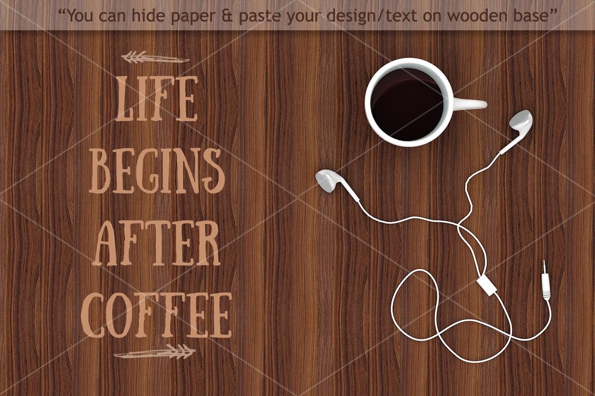 A4 Paper/ Artwork Mockup v1 example image 2
