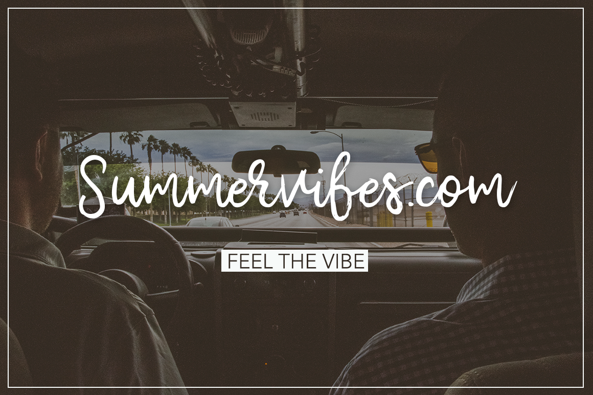 Summer Vibes Script example image 5