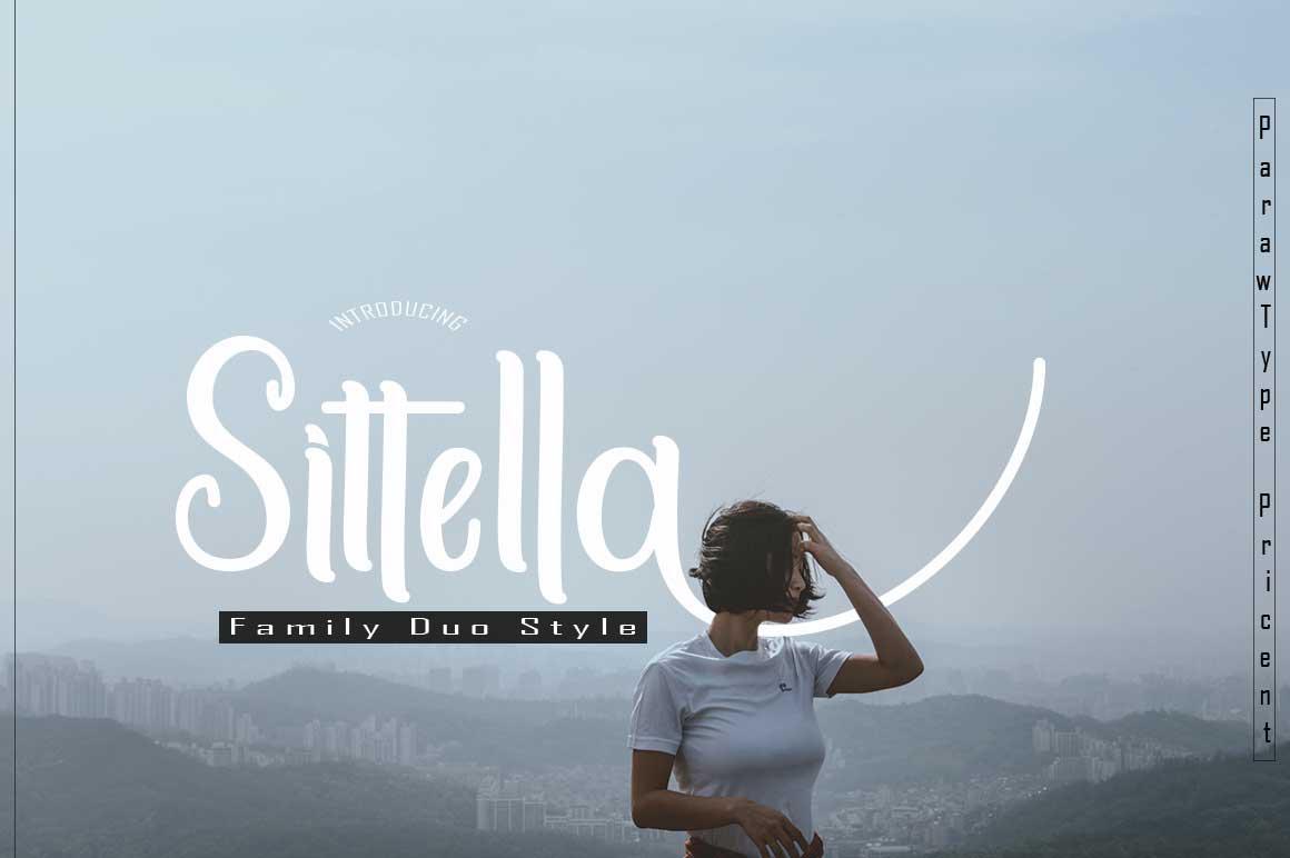 Sittella example image 1