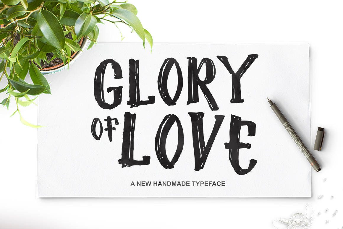 Glory Of Love example image 1