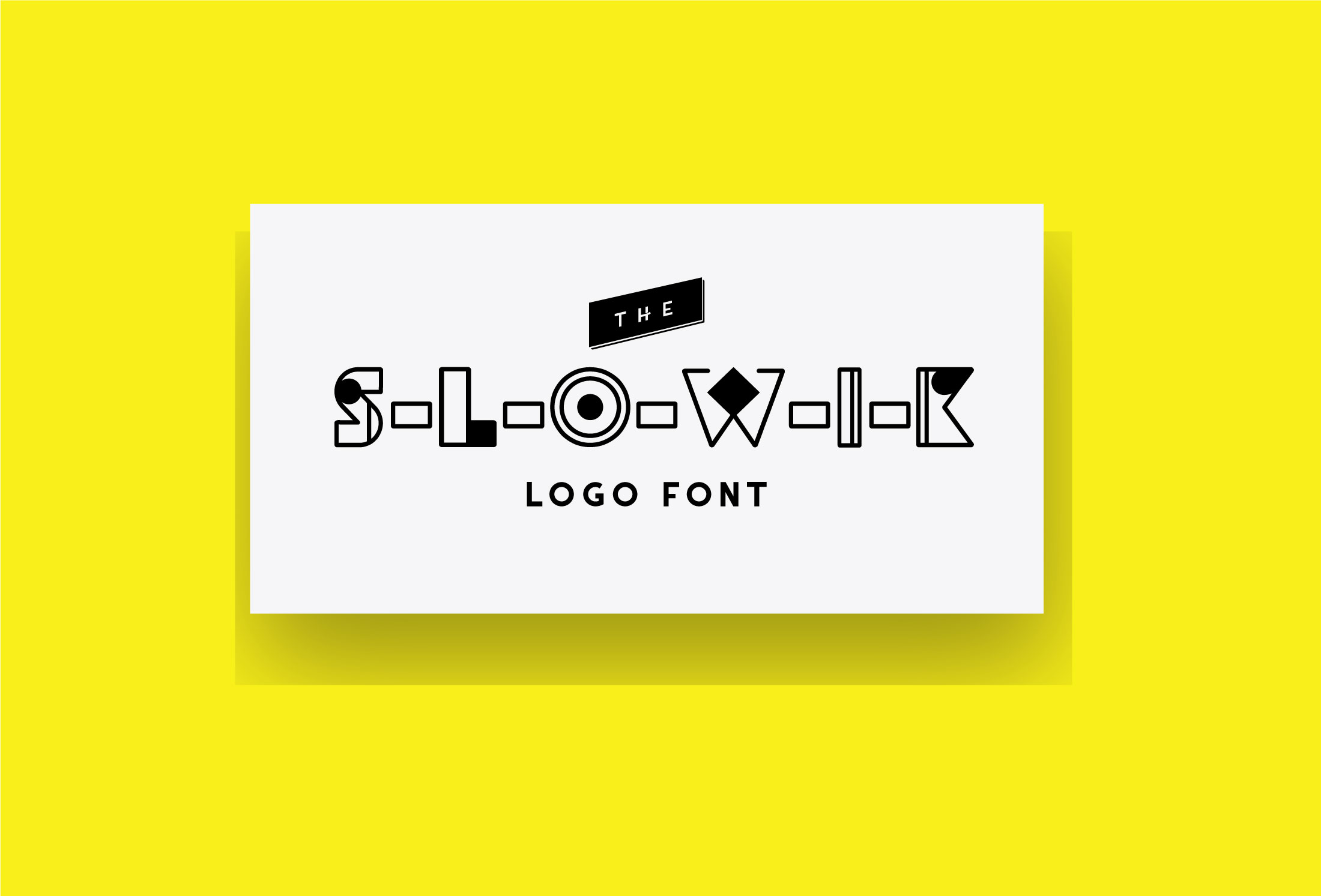 Slowik Emphasis-Regular Font example image 7