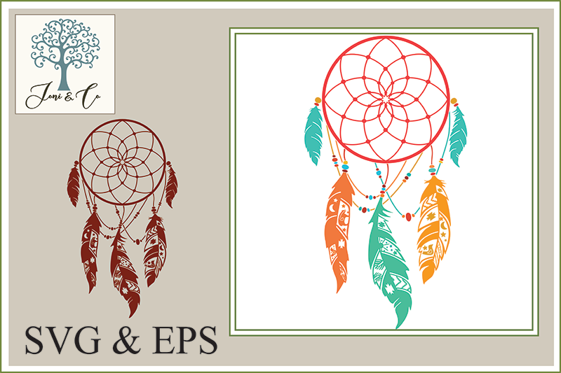 Southwest Dreamcatcher example image 1