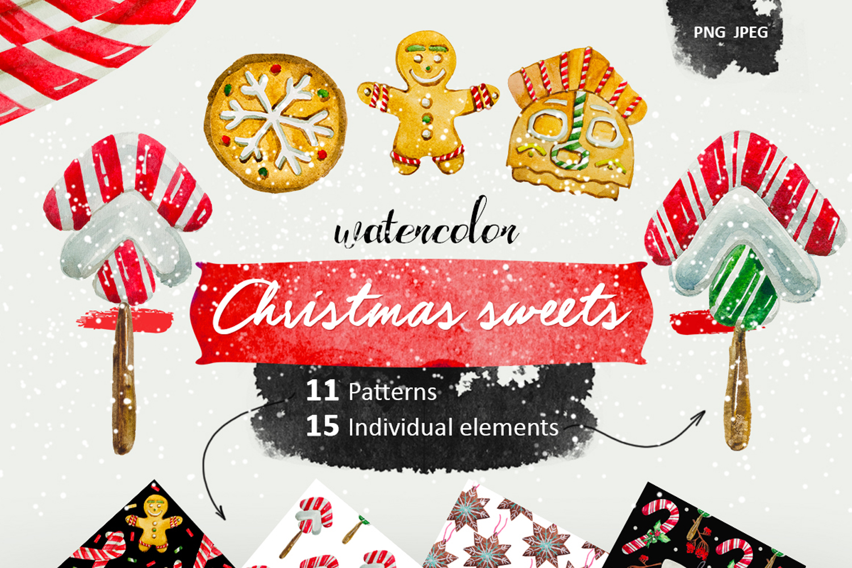 Christmas sweets example image 1